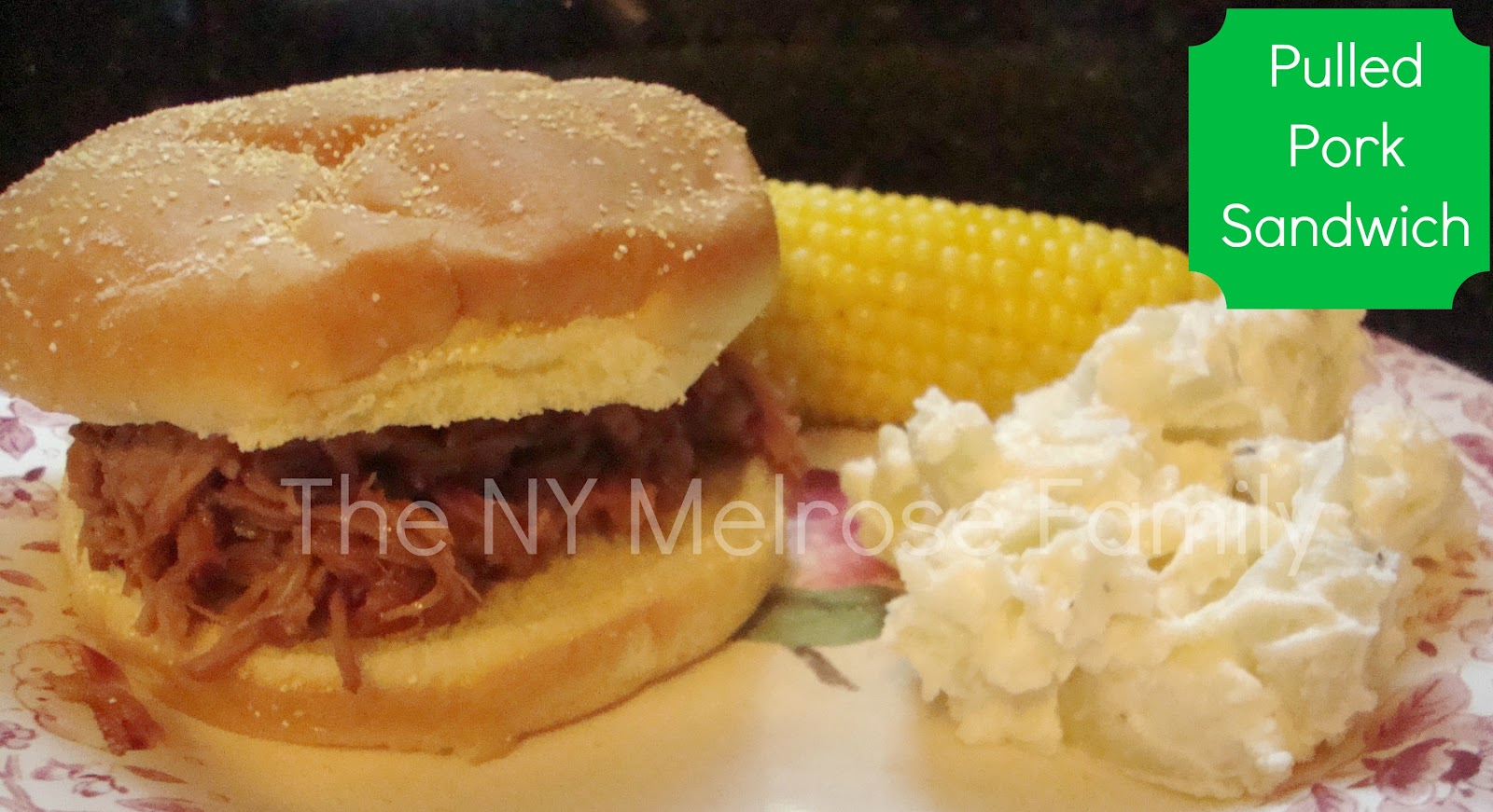 pulled pork easy crockpot pulled pork pork easy pulled pork sandwich ...