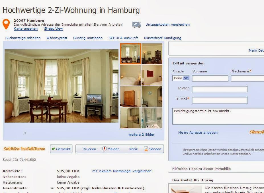 hochwertige 2 zi wohnung in. Black Bedroom Furniture Sets. Home Design Ideas