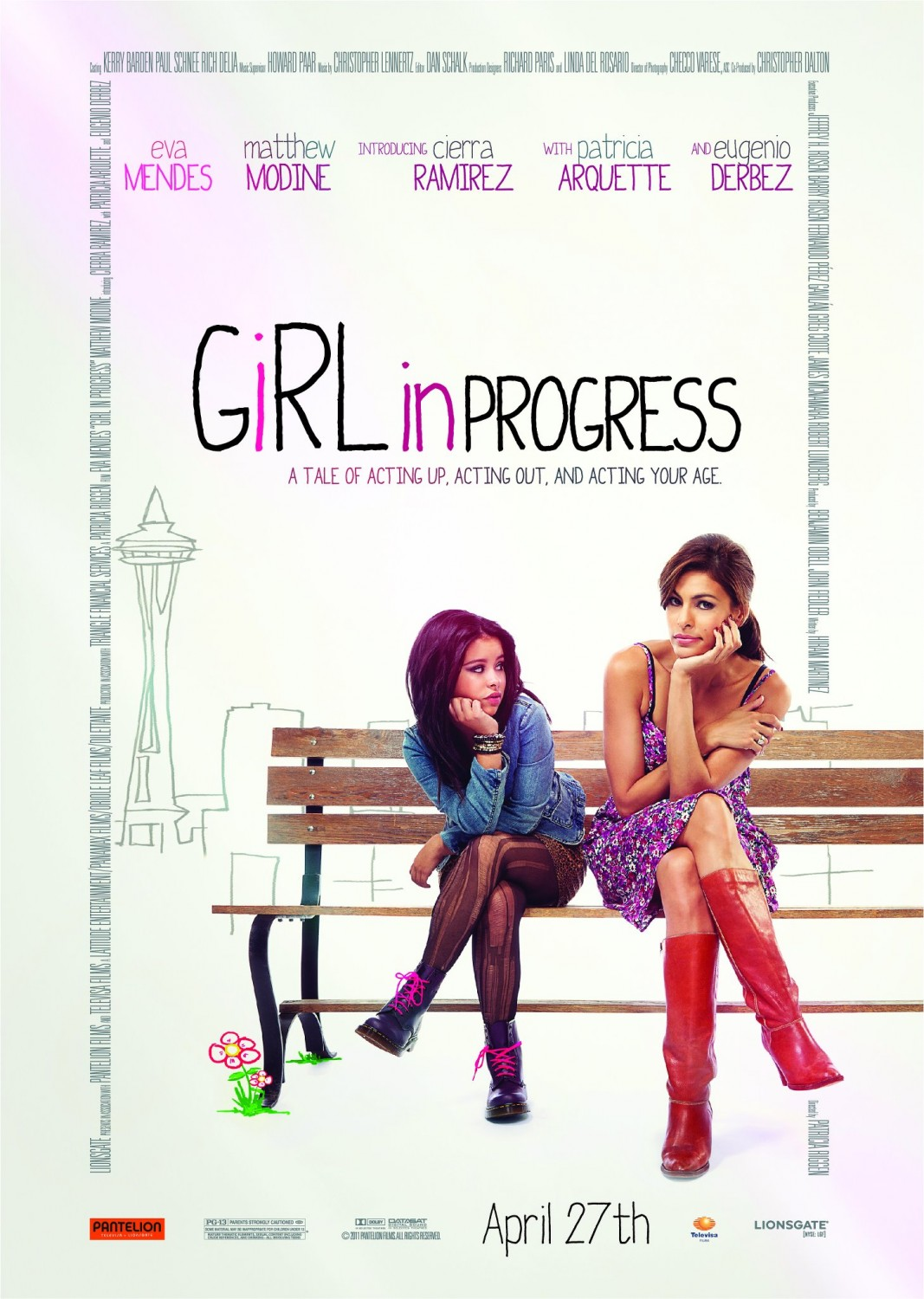 Assistir Filme Online Girl in Progress Legendado