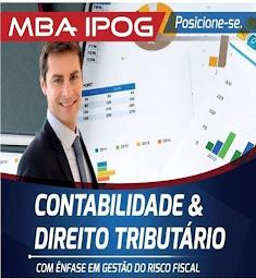 MBA em Contabilidade e Direito Tributário do IPOG