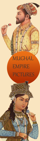 Pictures of Mughal Kings