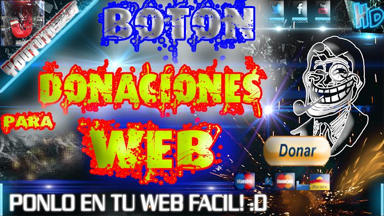 COMO PONER BOTON DE PAYPAL EN TU PAGINA WEB | 2015