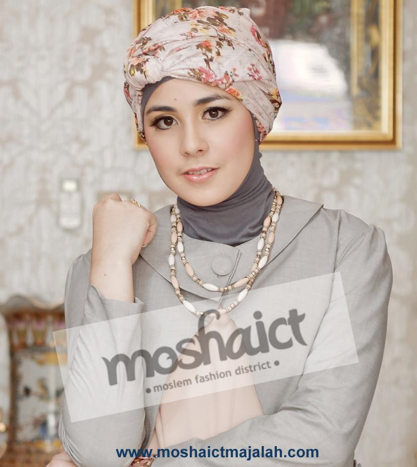 29 Gambarnya Tutorial Hijab Risty Tagor Terbaru Tutorial Hijab