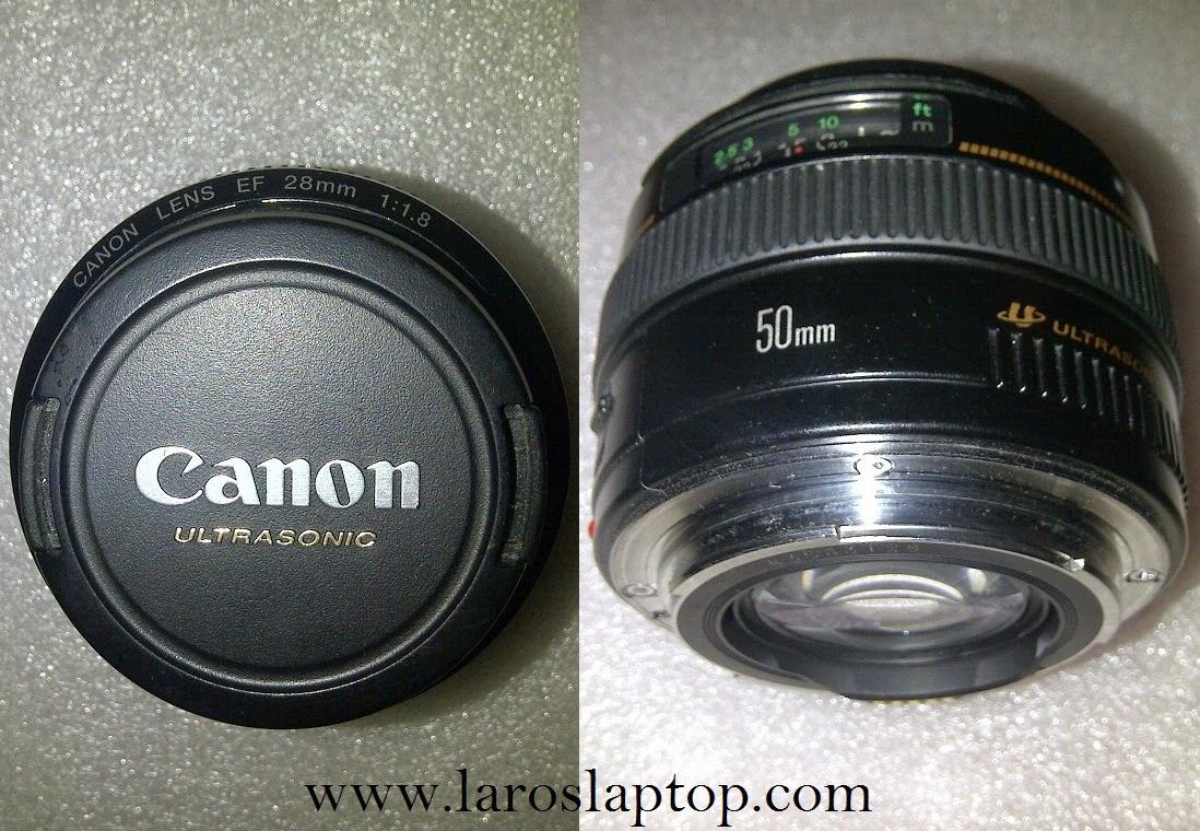 Lensa Kamera Canon EF 28mm 1:1.8