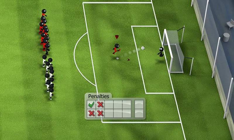Stickman Soccer 2014 v1.1 [Full]