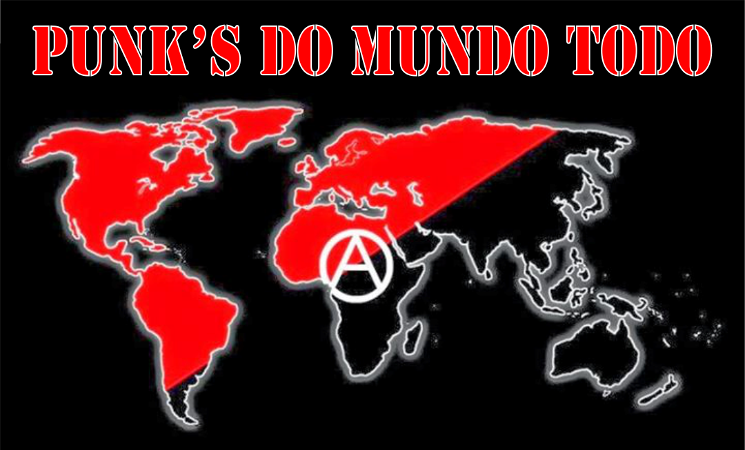 Punks do Mundo todo