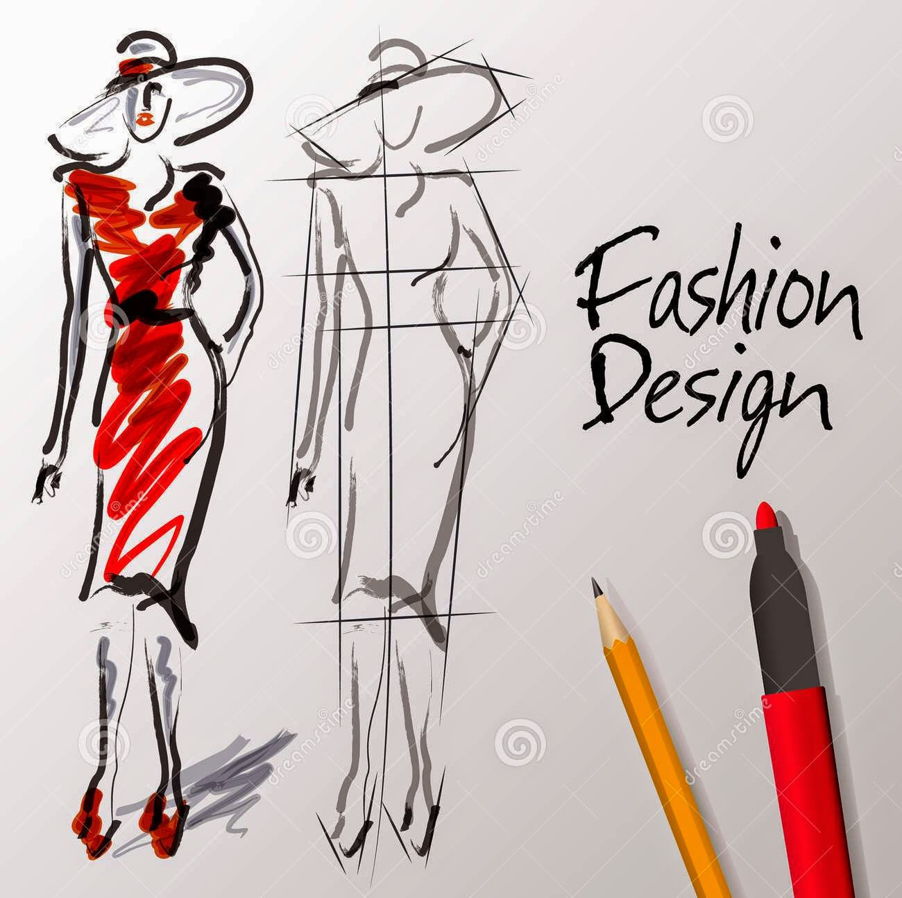 Apps For Fashion Design Sketching