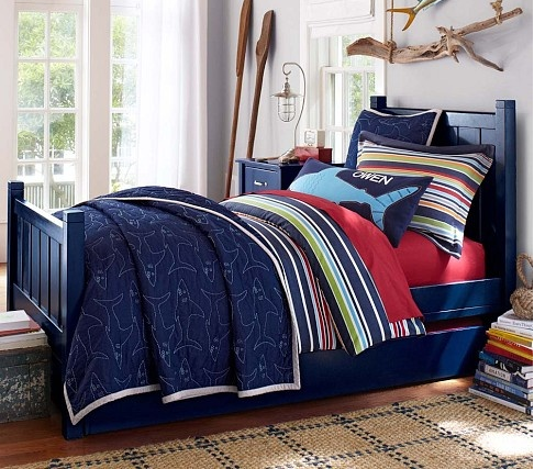 Big Boy Bedroom Plan