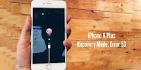 Fix Error 53 iPhone 6