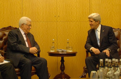 Kerry and Abbas