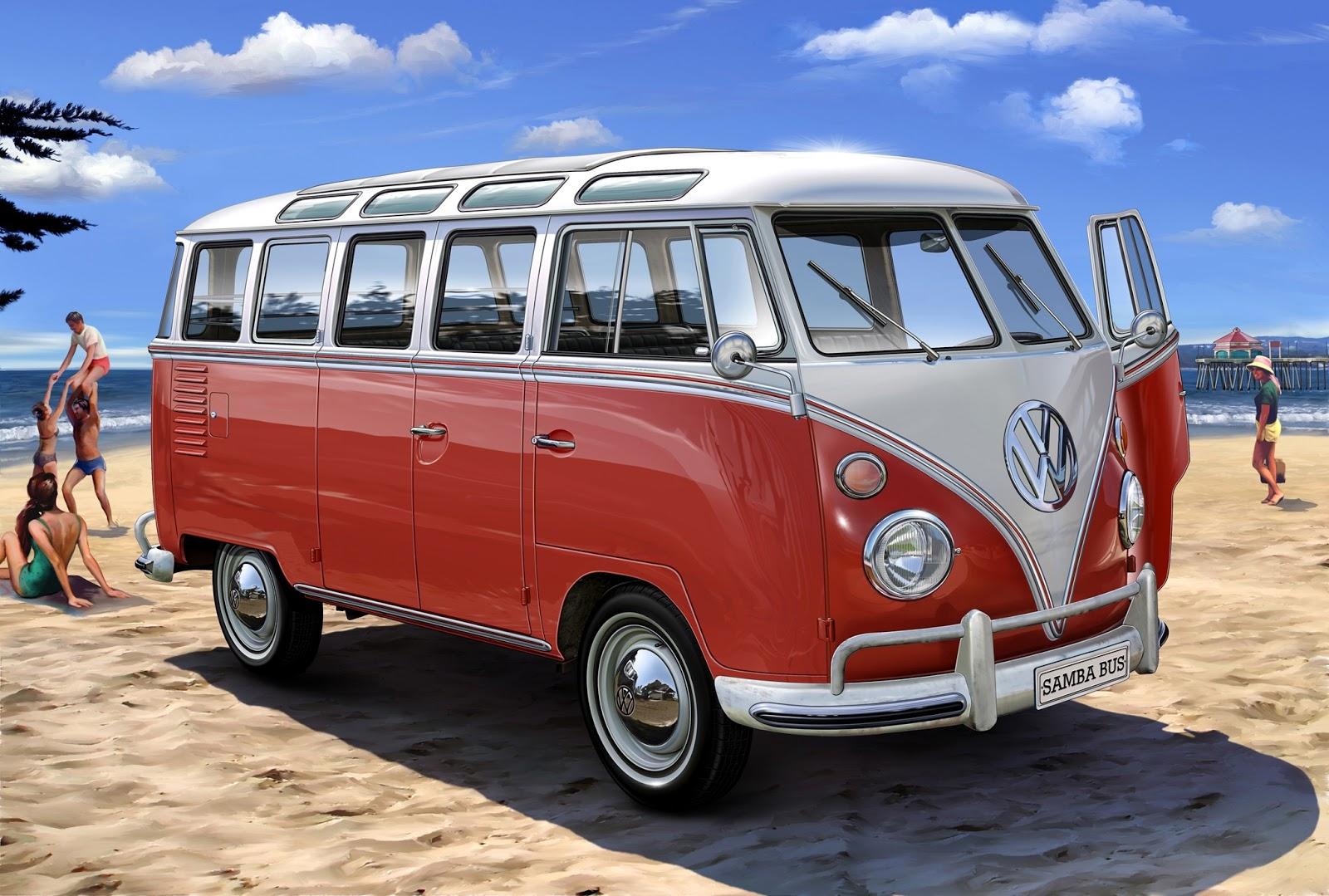 Volkswagen Bus History | VW Bus
