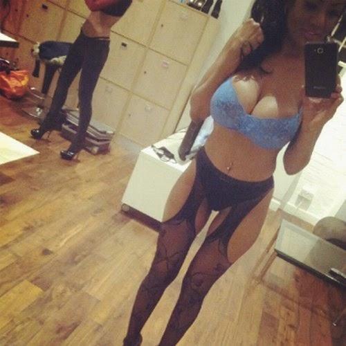Garotas de lingerie