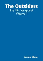 The Outsiders Big Scrapbook Volume 1