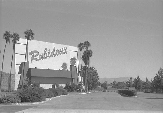 rubidoux drive in