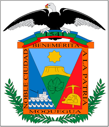 ESCUDO DE MOQUEGUA