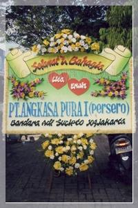 bunga papan toko bunga semarang