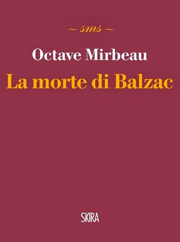 "Traduction italienne de ""La Mort de Balzac"", Skira, 2014"