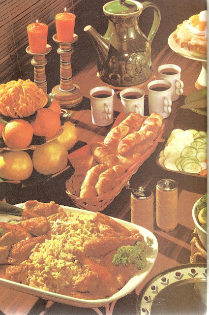 bad and ugly of retro food the bestest buffets in one book. Black Bedroom Furniture Sets. Home Design Ideas