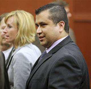 George Zimmerman  the man who killed black american Trayvon Martins found not guilty