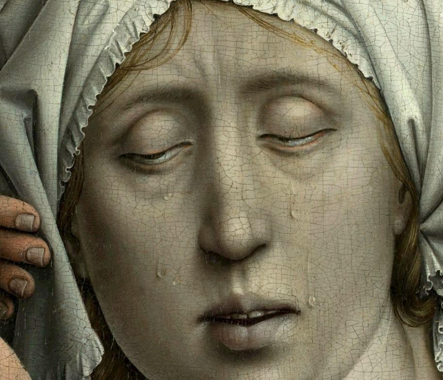 Anotaciones al margen: Van der Weyden en el Prado