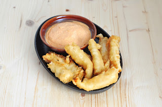 San Miguel Cod Goujons ~ Simple Food