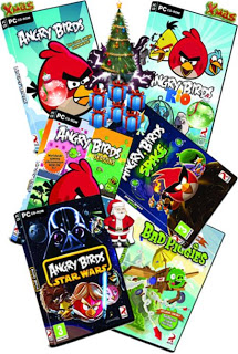 Download Angry Birds Collection Pack 2013 Full