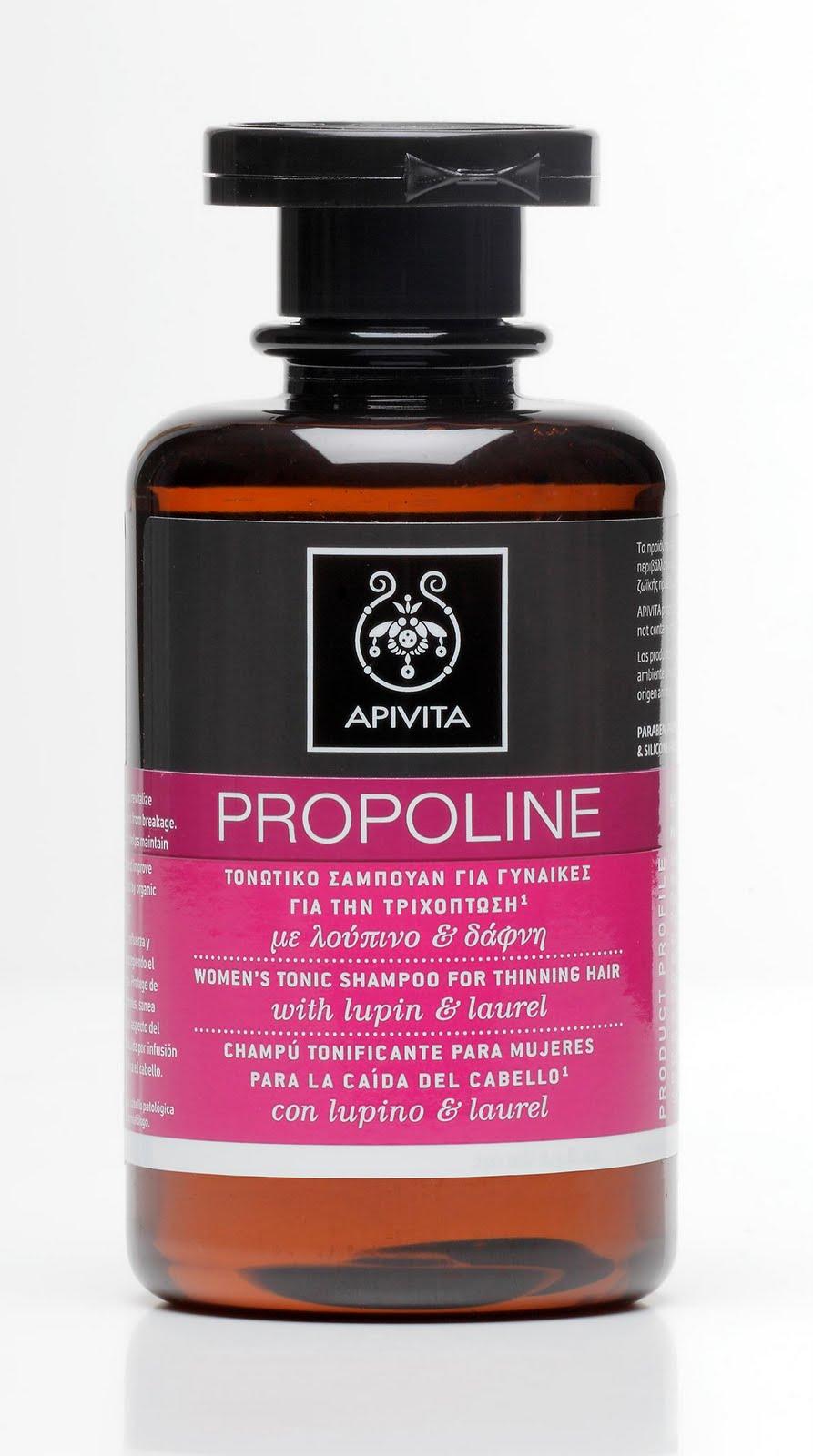 locion para la caida del cabello de laurel Propoline