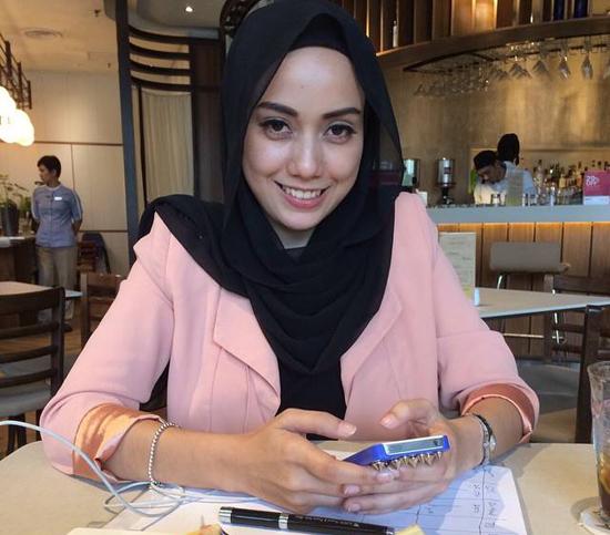 Mia Ahmad Top 5 Trending People Google Malaysia 2015