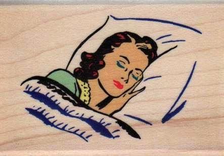 http://crackerboxrubberstamps.com/shop/woman-sleeping
