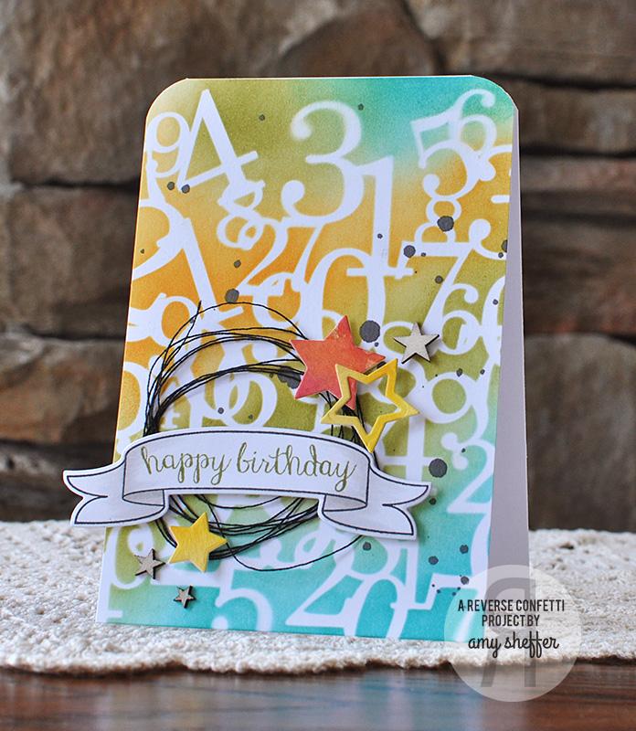 Pickled Paper Designs Graffiti Birthday