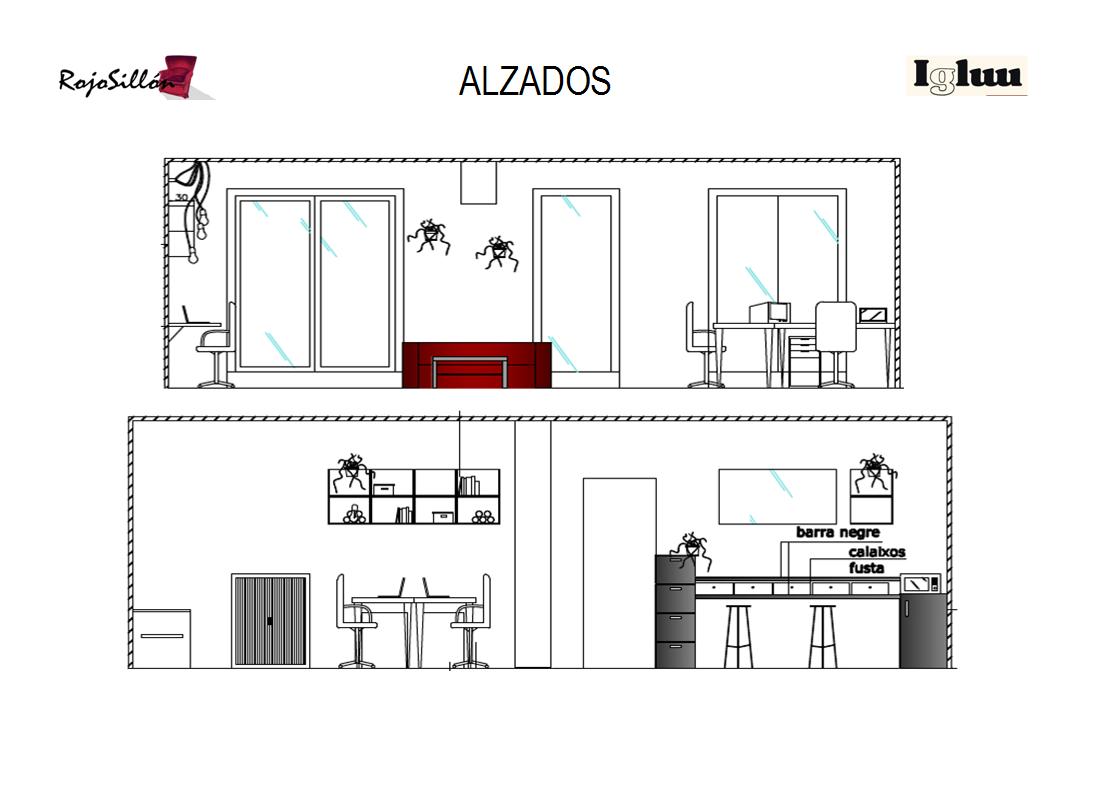Muebles a medida archivos rojosill n for Como hacer una cocina integral paso a paso