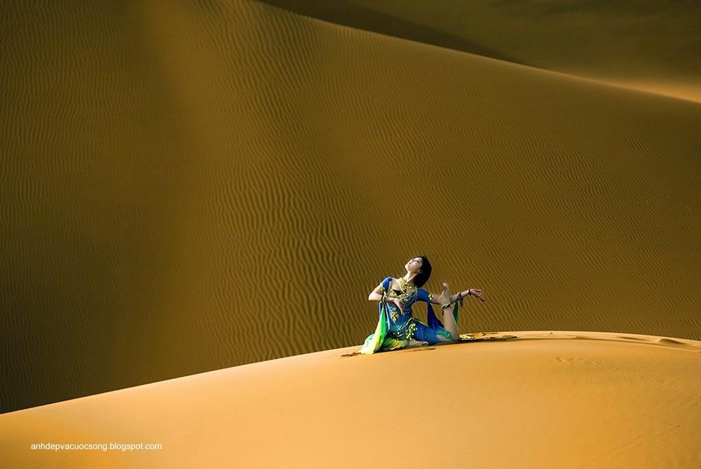 Vũ điệu sa mạc 4