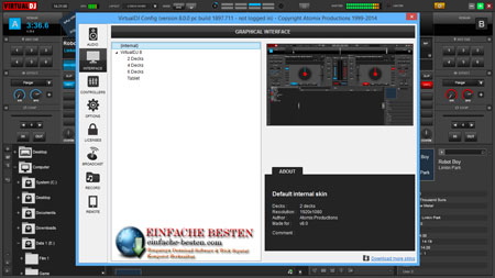 Virtual DJ Pro 8.0 Full Patch