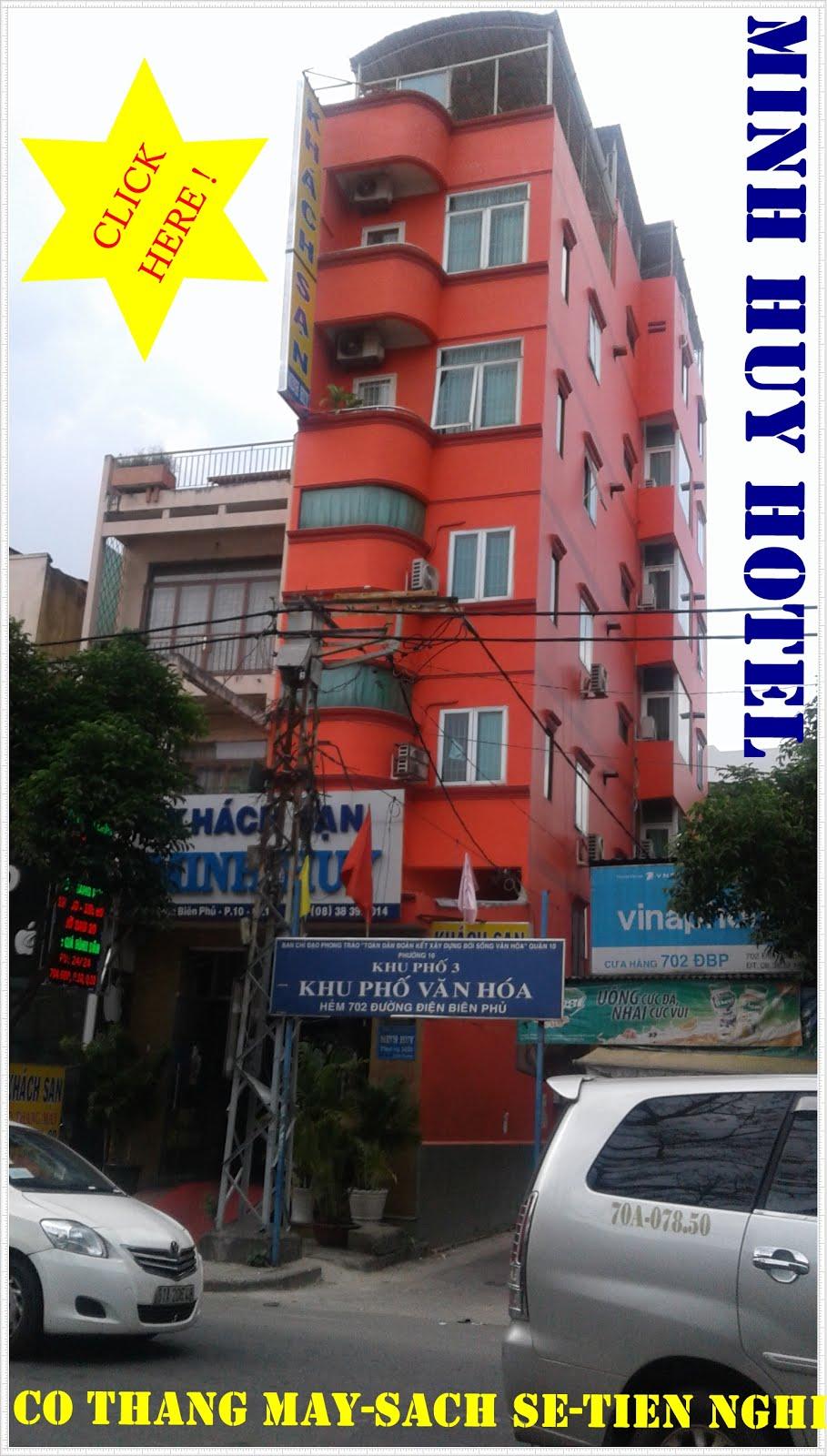 CƠ SỞ II:MINH HUY  Hotel