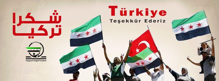 Muhalif el Kaide teröristleri Türkiye'ye teşekkür ediyorlar. Peki neden?