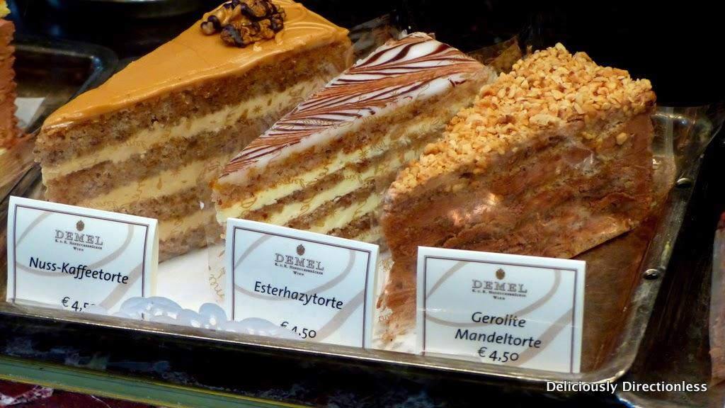 Vienna torte cake recipes