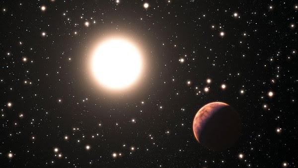 Exoplanet Gugus bintang Messier 67, bintang mirip matahari