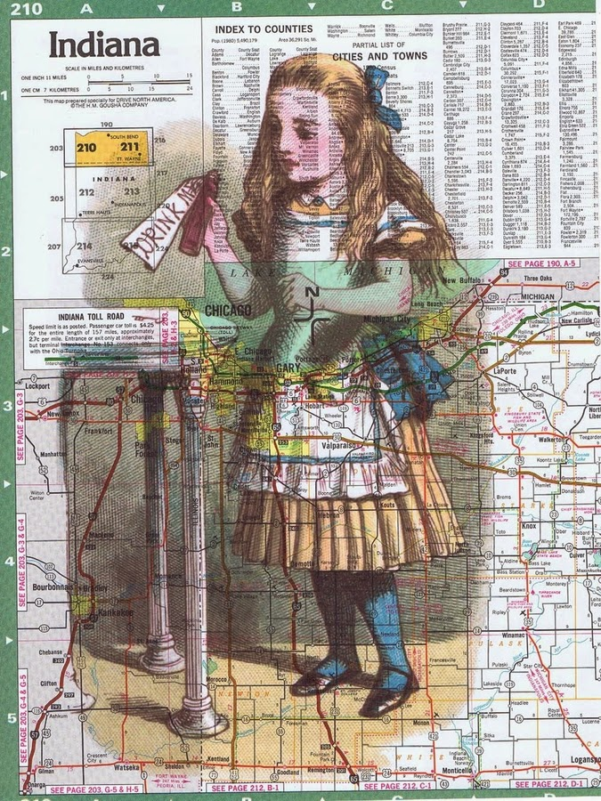 13-Alice-in-Wonderland-Drink-Me-on-Map-2-Jackie-Bassett-studioflowerpower--www-designstack-co