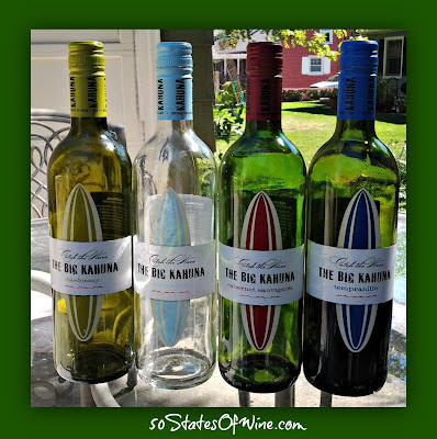 Fresh and Easy The Big Kahuna Wines