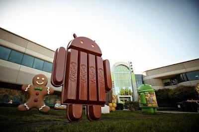 ¿Presentará Google_Android 4.4 KitKat  y Nexus 5,  en breve?