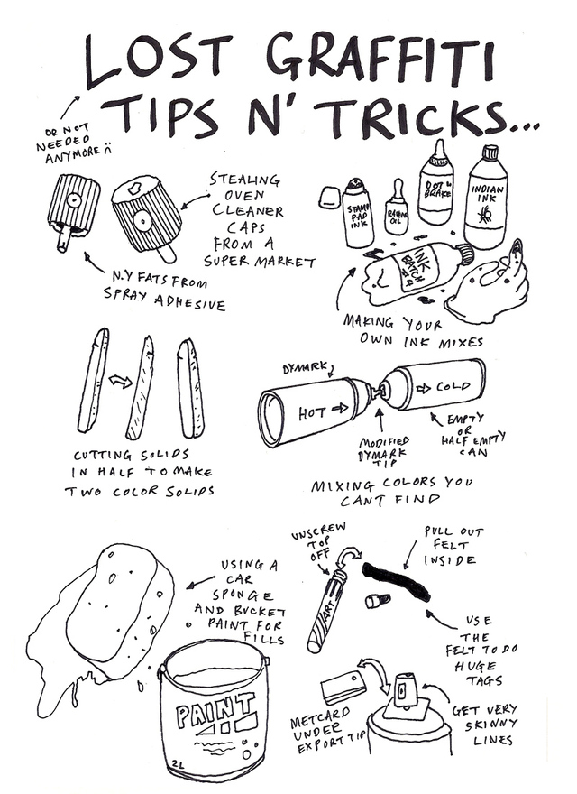 Graffiti Tips