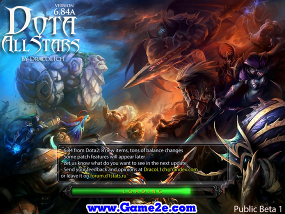 dota map 6 84 ai free download