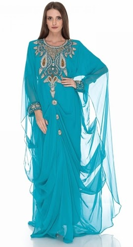 Arabian Luxury Farasha Kaftan