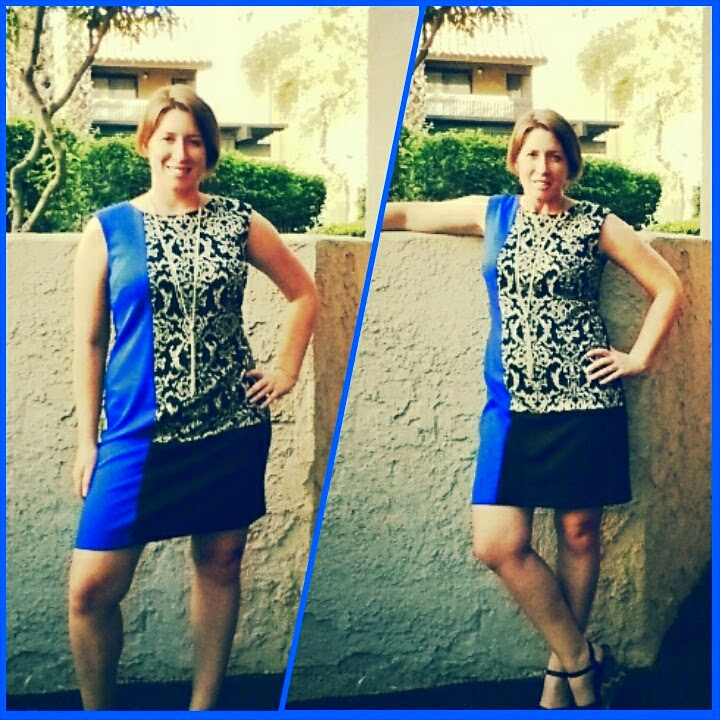 New dress from Amazon.com | enjoyingthecourse.com