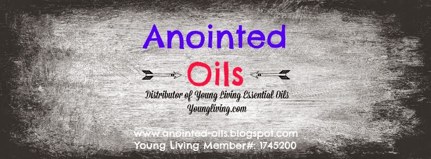 Anointed Oils