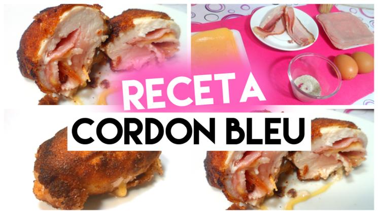 Receta fácil Cómo preparar Cordon Bleu