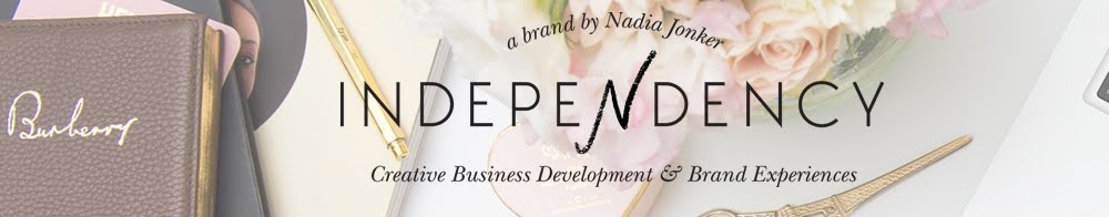 Independency by Nadia Jonker