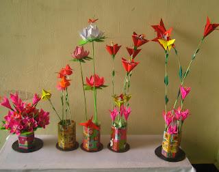 Lukisan Cat Air (water colour), Cat Minyak (oil colour), Origami dan ...