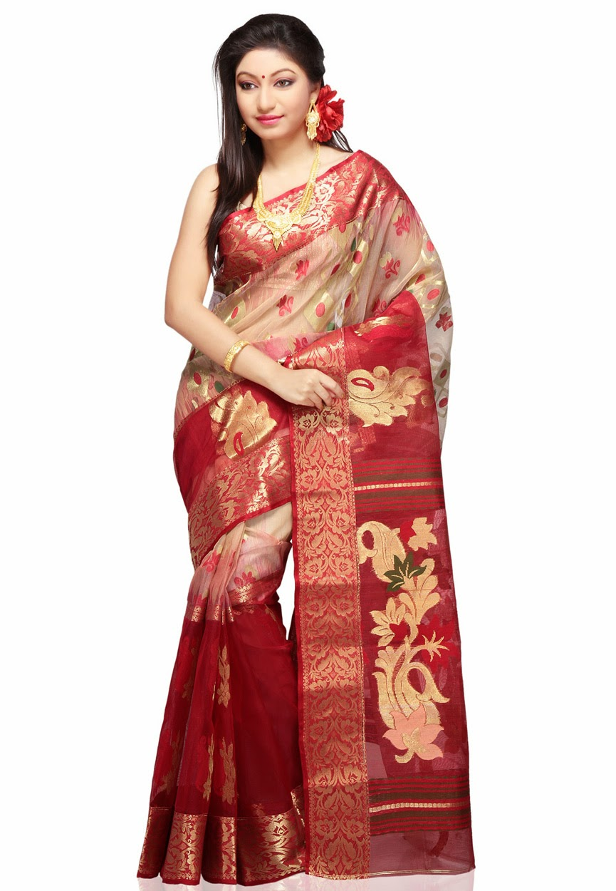 How To Drape Silk Sarees