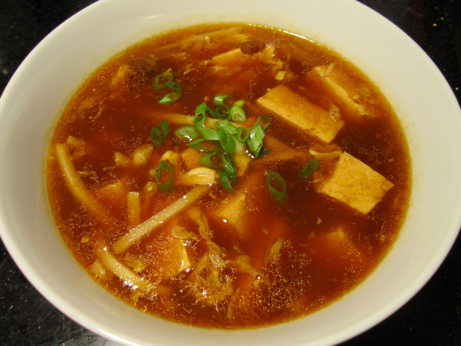 spicy hot and sour soup cantonese style hot and sour soup hot and sour ...
